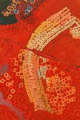 Planta Baixa Brasília 100x140 cm Oil on cotton 2006