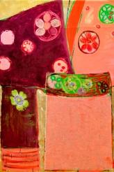 Kimono Primavera 100x140cm Oil on Linnen 2014